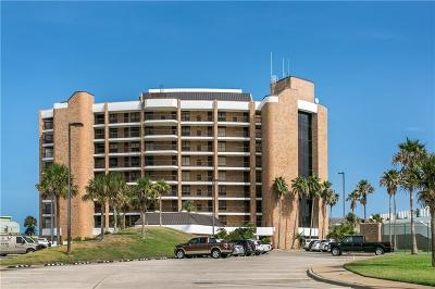 Port Aransas Condo/Townhouse For Sale: 720 Access Road 1-A #808