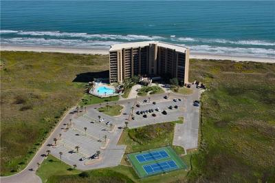 Port Aransas Condo/Townhouse For Sale: 6745 Seacomber Dr #808