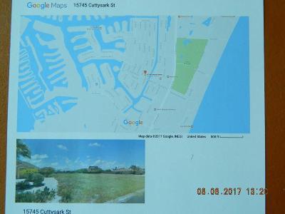 Corpus Christi Residential Lots & Land For Sale: 15745 Cuttysark St