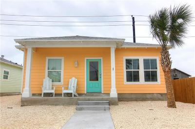 Port Aransas Condo/Townhouse For Sale: 1617 S Station St #1