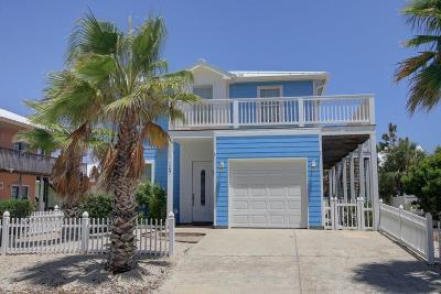 Port Aransas Single Family Home For Sale: 147 Mustang Royale