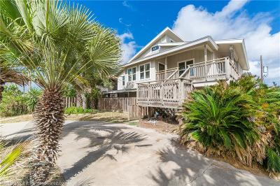 Port Aransas Single Family Home For Sale: 2302 Sea Secret St