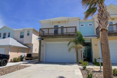 Port Aransas Condo/Townhouse For Sale: 152 Paradise Pointe Dr #106