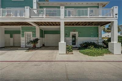 Port Aransas Condo/Townhouse For Sale: 3021 Eleventh St 5 #5