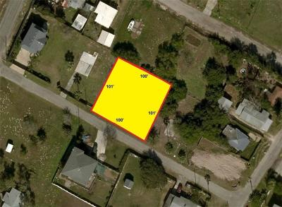 Corpus Christi Residential Lots & Land For Sale: 122 Clearview Dr