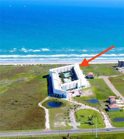 Port Aransas Condo/Townhouse For Sale: 5973 Hwy 361 - Park Road 53 130 #130