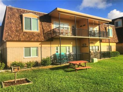 Port Aransas Condo/Townhouse For Sale: 700 Island Retreat #43