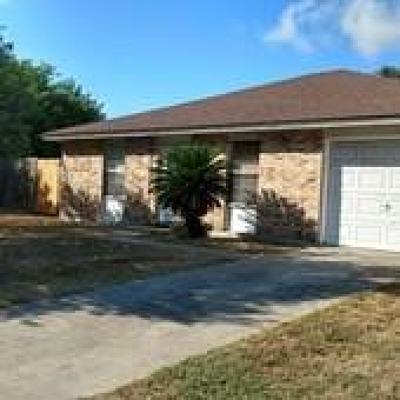 Corpus Christi TX Single Family Home For Sale: $145,000