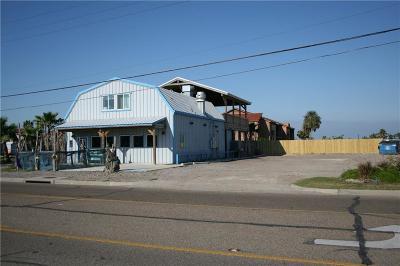 Port Aransas Single Family Home For Sale: 118 Cutoff