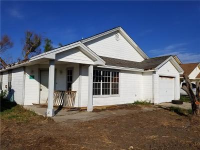 Port Aransas TX Single Family Home For Sale: $184,900