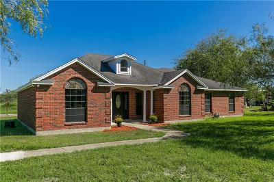 Robstown Single Family Home For Sale: 5534 Sunrise Trail