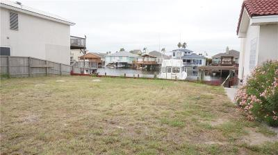 Corpus Christi Residential Lots & Land For Sale: 15305 Bowsprit Ct