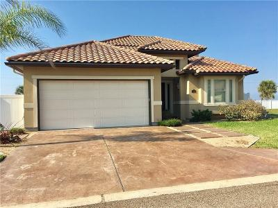 Port Aransas Single Family Home For Sale: 248 La Joya