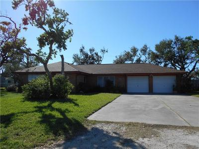 Rockport Single Family Home For Sale: 1027 Oak Ave