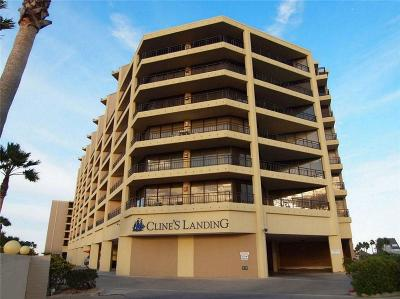 Port Aransas Condo/Townhouse For Sale: 1000 N Station #103