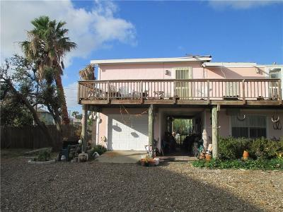 Port Aransas TX Single Family Home For Sale: $299,000