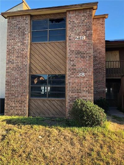Port Aransas Condo/Townhouse For Sale: 230 Cut Off Road #138