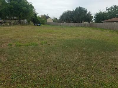 Corpus Christi Residential Lots & Land For Sale: 1925 Orange St