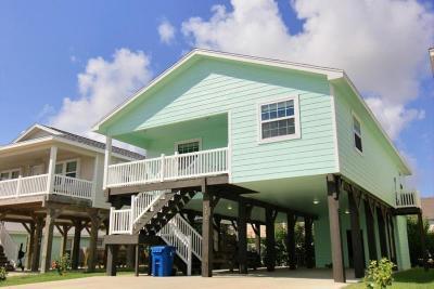 Port Aransas Single Family Home For Sale: 516 Spencers Landing