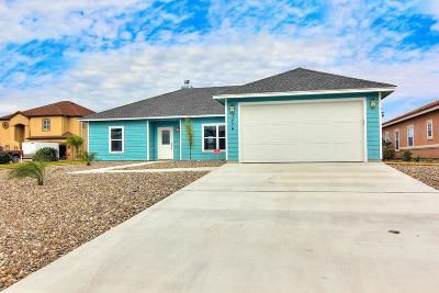 Aransas Pass Single Family Home For Sale: 1074 Bay St