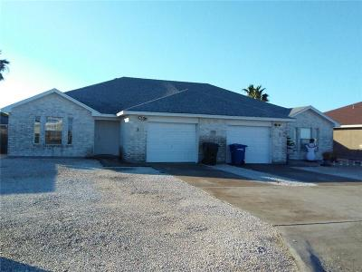 Single Family Home For Sale: 15425 Palmira Ave #A & B