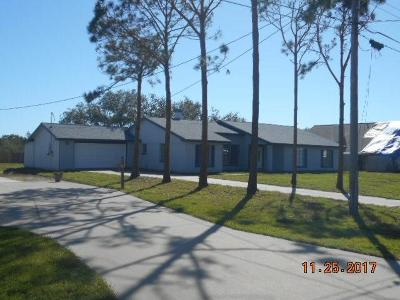 Aransas Pass Single Family Home For Sale: 1821 S Saunders