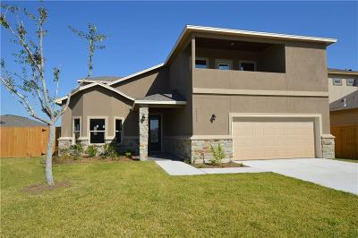 Single Family Home For Sale: 15426 Basswood Dr