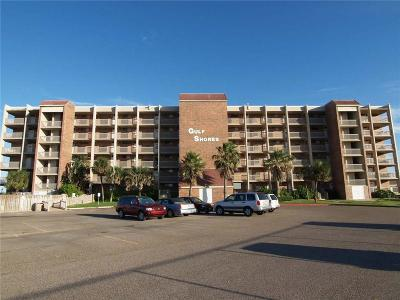 Port Aransas Condo/Townhouse For Sale: 6021 State Highway 361 #405