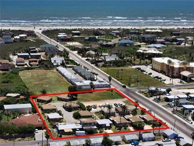 Port Aransas Single Family Home For Sale: 508 E Avenue G