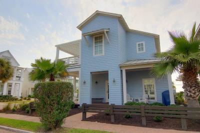 Port Aransas TX Single Family Home For Sale: $749,900