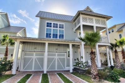 Port Aransas TX Single Family Home For Sale: $1,100,000