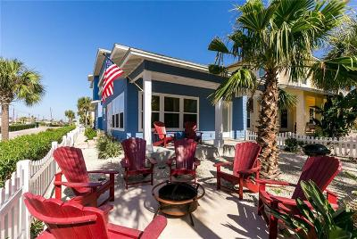 Port Aransas Single Family Home For Sale: 2525 S Eleventh St #20
