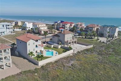 Port Aransas Single Family Home For Sale: 117 Sea Air Lane