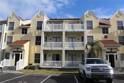 Condo/Townhouse For Sale: 14721 Whitecap Blvd #394
