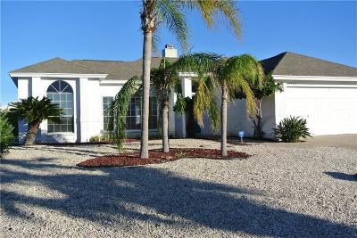 Single Family Home For Sale: 15322 Barataria Dr