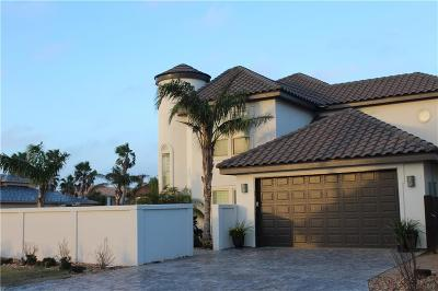 Port Aransas Single Family Home For Sale: 231 La Joya