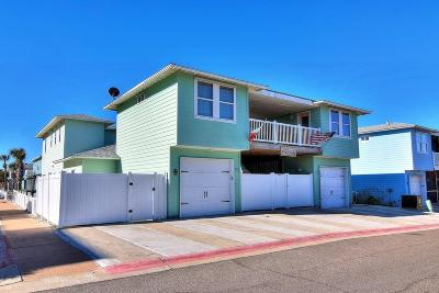 Port Aransas Condo/Townhouse For Sale: 2525 S 11th St #67