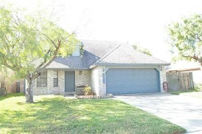 Single Family Home For Sale: 2210 Alazan Dr