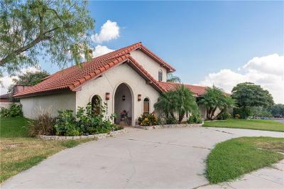 Single Family Home For Sale: 14850 Red River Dr