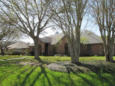 Single Family Home For Sale: 2801 Bretshire Dr
