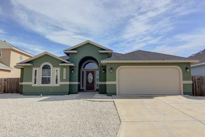 Corpus Christi Single Family Home For Sale: 15954 Punta Espada