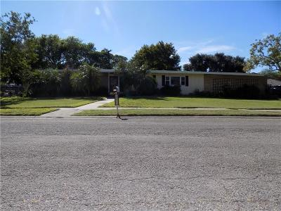 Corpus Christi TX Single Family Home For Sale: $217,500