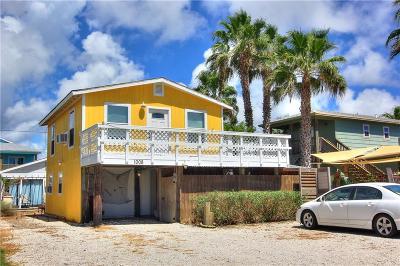 Port Aransas Single Family Home For Sale: 1008 S 10th St