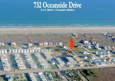 Port Aransas Residential Lots & Land For Sale: 732 Oceanside Dr