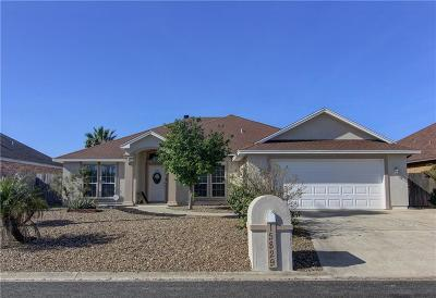Single Family Home For Sale: 15829 Cozumel Dr