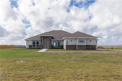Robstown Single Family Home For Sale: 3757 Amanda Lane