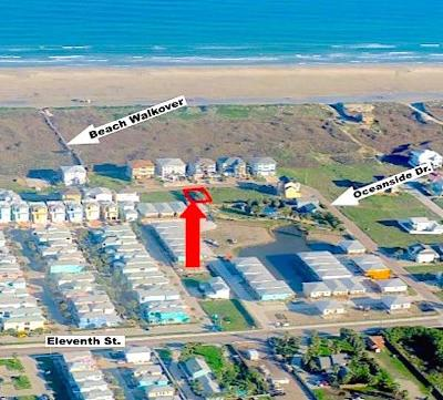 Port Aransas Residential Lots & Land For Sale: 841 Oceanside Dr