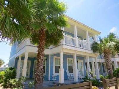Port Aransas TX Single Family Home For Sale: $739,000
