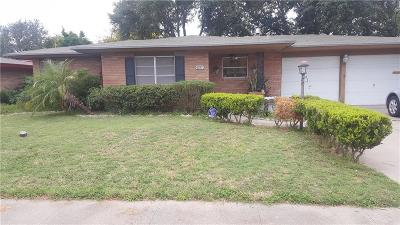 Single Family Home For Sale: 4717 Alma St