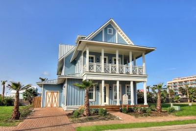 Port Aransas TX Single Family Home For Sale: $1,180,000